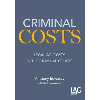 Criminal Costs (4th Edn)