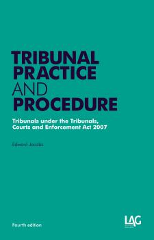 Tribunal Practice and Procedure (4th Edn)