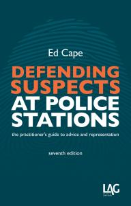 Description: Defending suspects at police stations