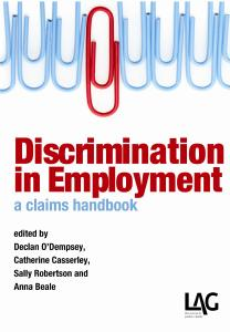 Discrimination in employment: a claims handbook