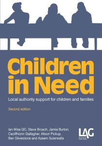 Description: Children in need: local authority support for children and families