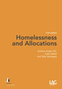 Description: Homelessness and Allocations