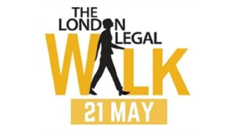 London Legal Walk 2018 logo