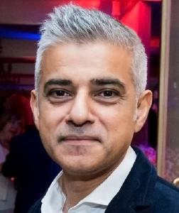 Description: Sadiq Khan - author