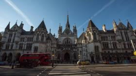 Description: Royal Courts of Justice April 2018 2