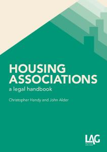 Description: Housing Associations: a legal handbook