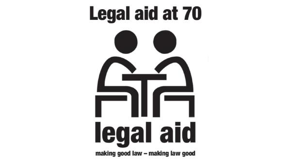 Description: Legal aid at 70