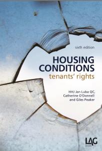 Description: Housing Conditions: tenants' rights