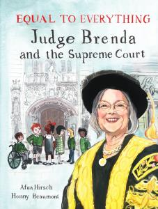 Description: Equal to Everything: Judge Brenda and the Supreme Court