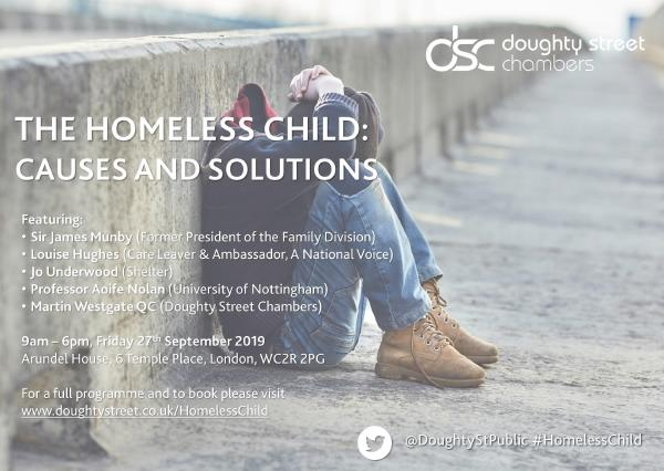 Description: The Homeless Child: Causes and Solutions
