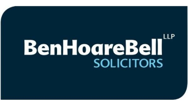 Description: Ben Hoare Bell logo