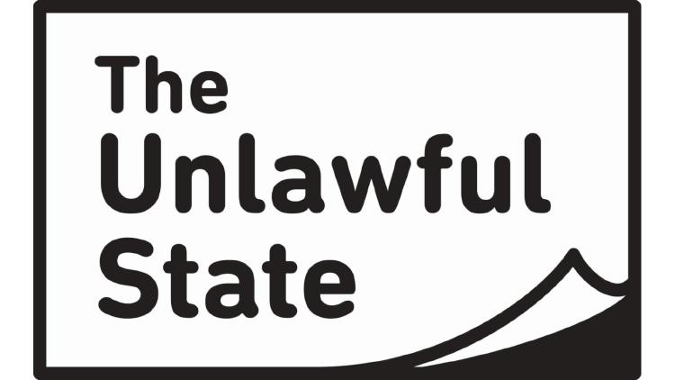 Description: The Unlawful State_logo