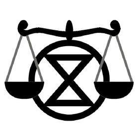 Description: Lawyers for XR logo