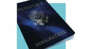 Description: Immigration logo