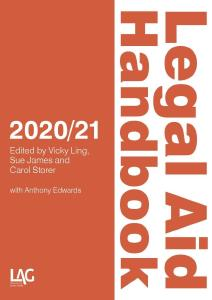 Description: LAG Legal Aid Handbook 2020-21