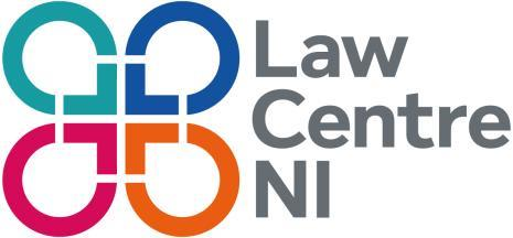 Description: Law Centre NI logo