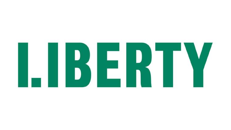 Description: Liberty logo (green)
