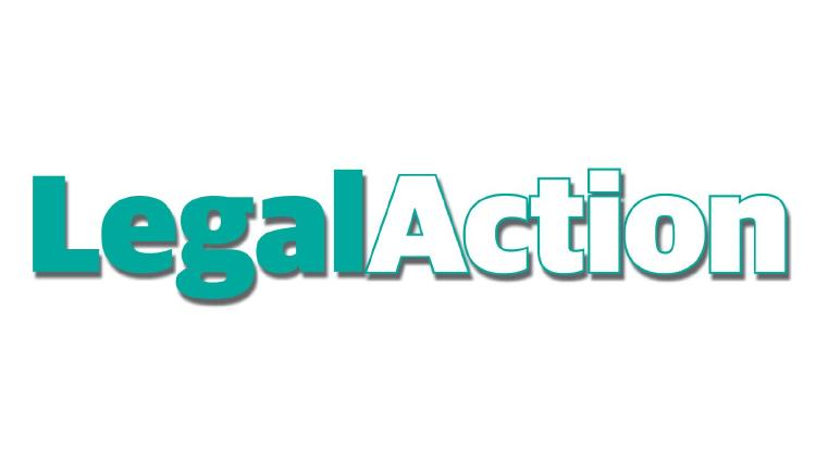 Description: Legal Action logo