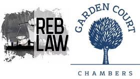 Description: RebLaw Garden Court Chambers logos