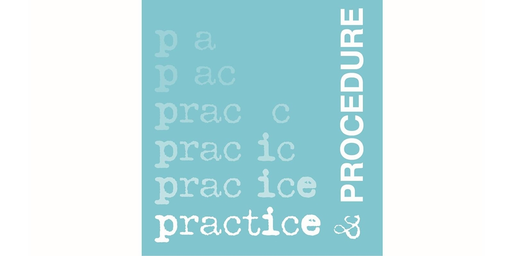 Description: Practice and procedure