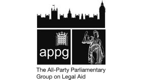 Description: APPG Legal Aid logo